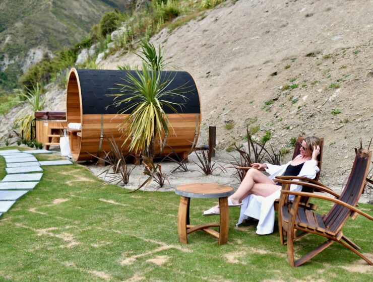 Spa in Queenstown