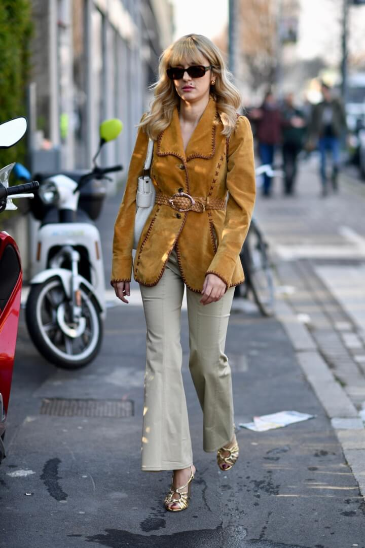 Milan Fashion Week FW 2020 - Street Style Highlights Day 1