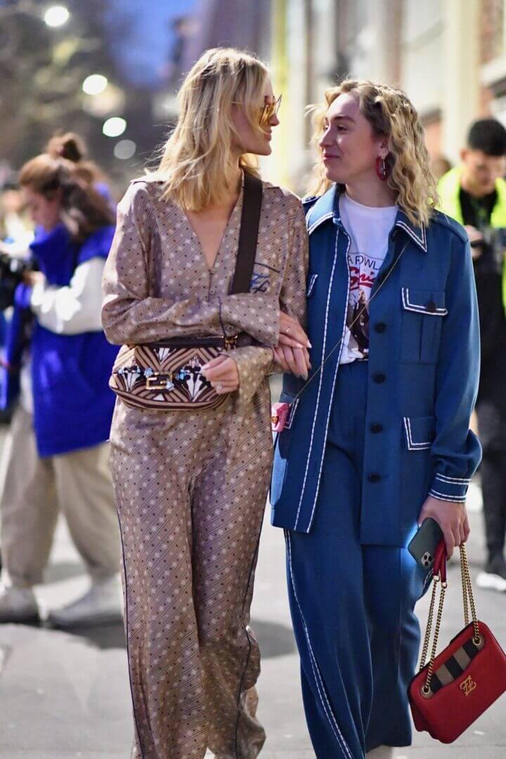 30 Best Street Style Looks Day 2 - Milan Fashion Week FW 2020