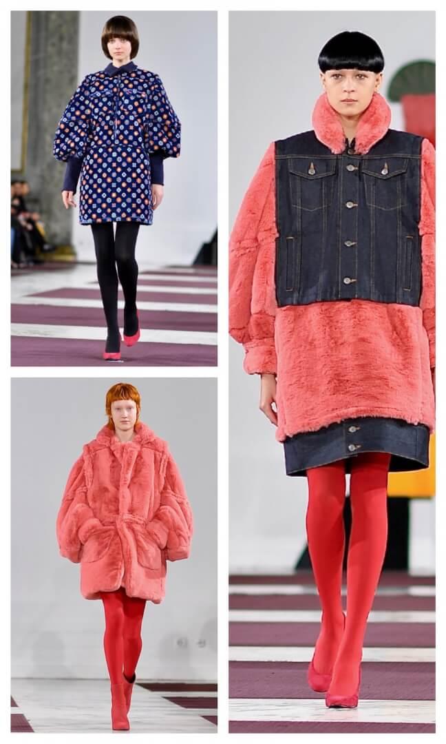 Runway Highlights & Vintage Transformation at Paris Fashion Week FW 2020