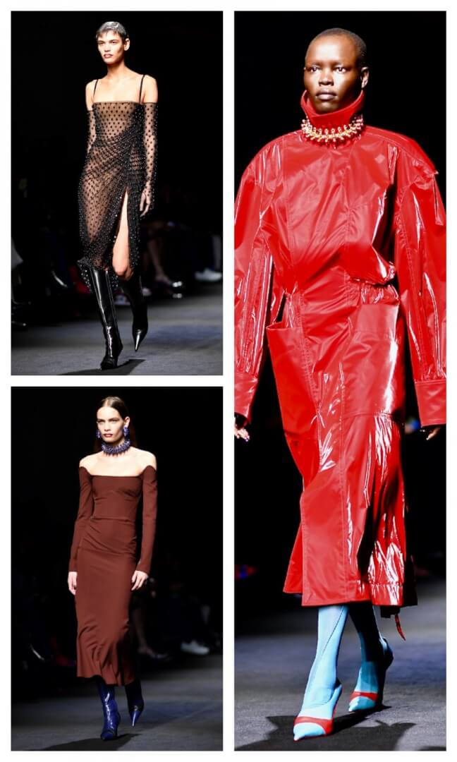 Runway Highlights & Vintage Transformation at Paris Fashion Week FW 2020