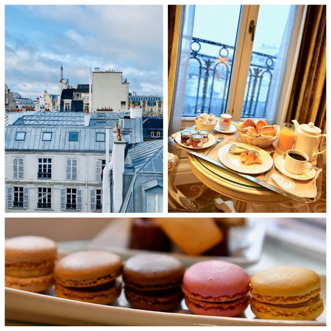 Paris Luxury Hideaway Paris & Pierre Gagnaire 3 Michelin Star Restaurant