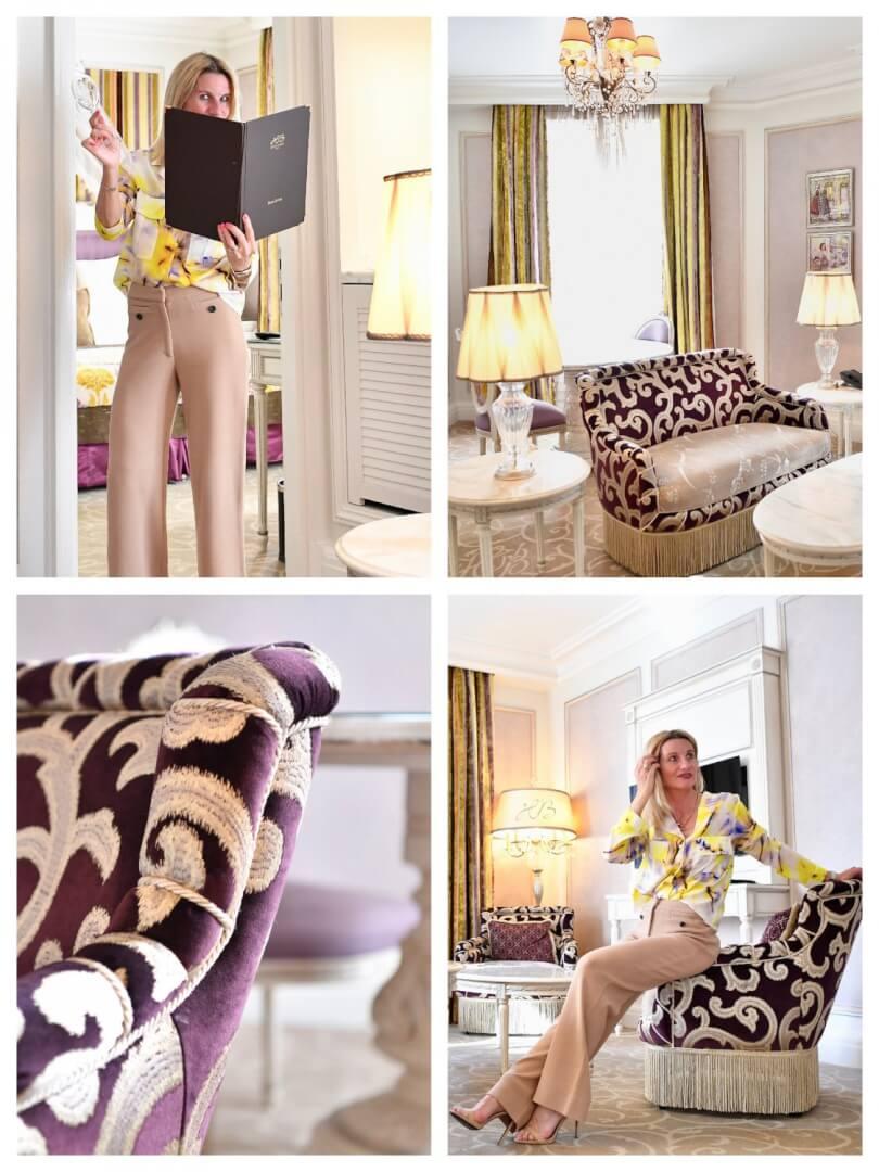 Paris Luxury Hideaway Paris & Pierre Gagnaire 3 Michelin Star Restaurant