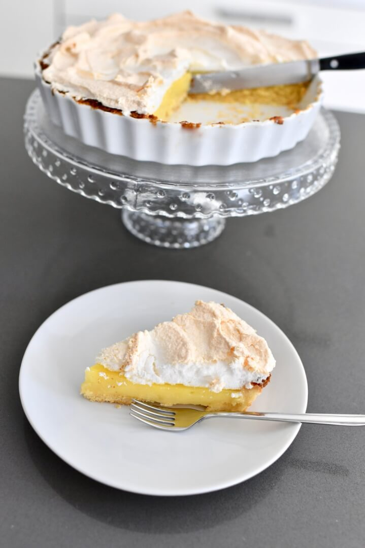 FunkyForty Lemon Meringue Pie