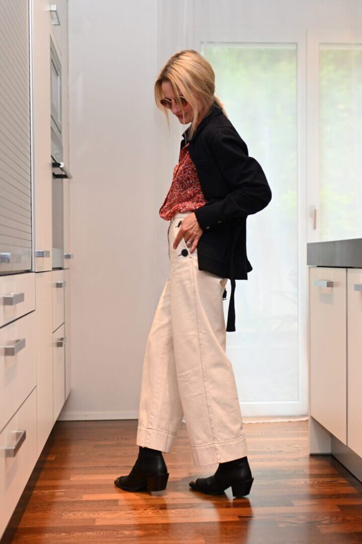 1 Pair of Trousers 3 Ways to Wear
