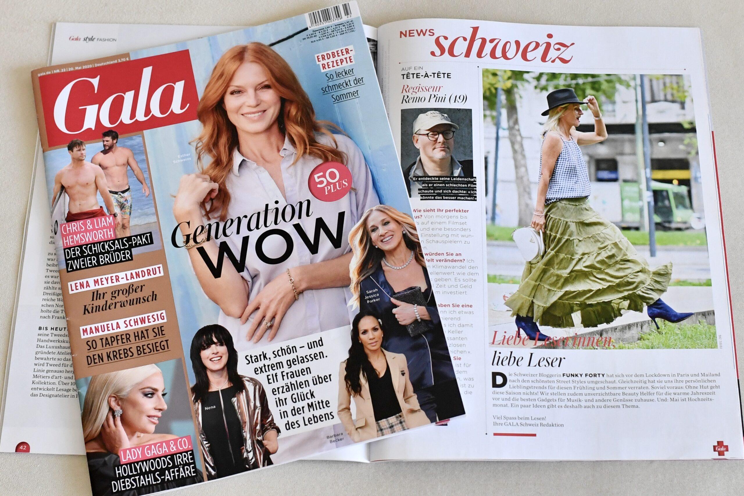 Gala Magazine - May 2020