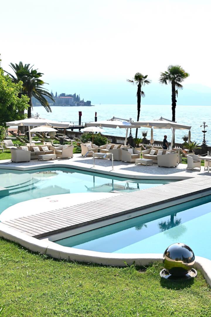 Following Shirley Temple's Footsteps along Lake Garda - Grand Hotel Fasano
