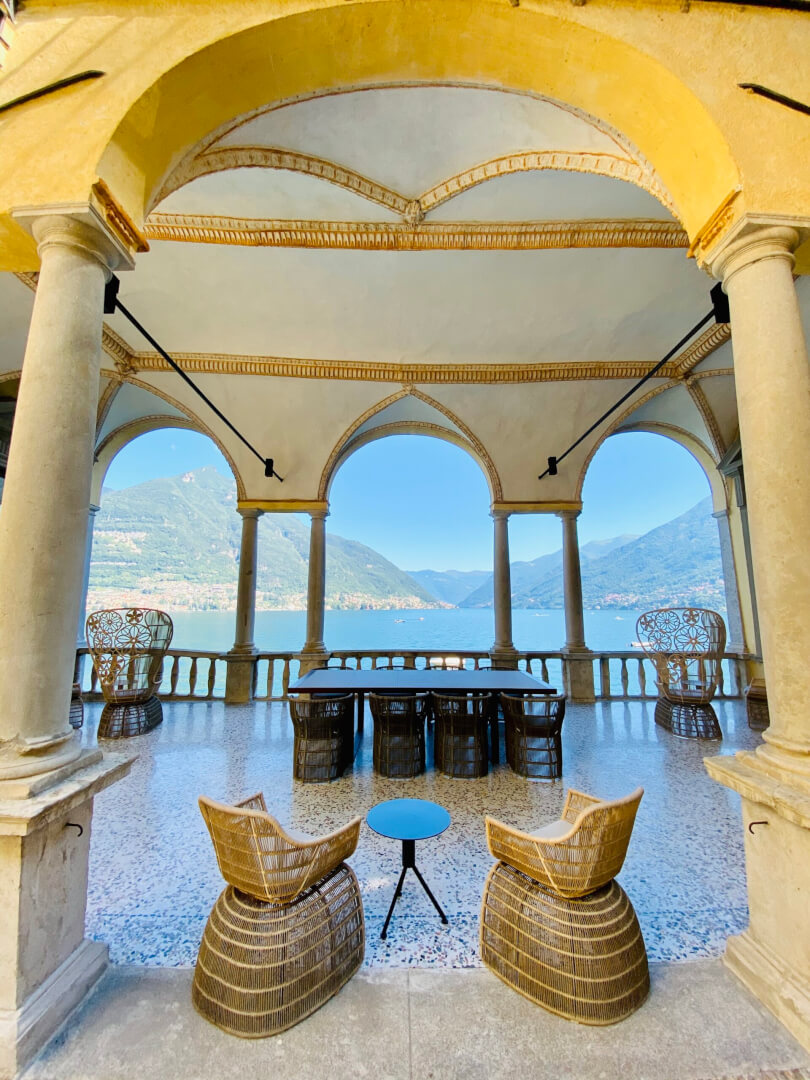 Il Sereno Hotel - The Most Perfect Piece of Modern Architecture along Lake Como