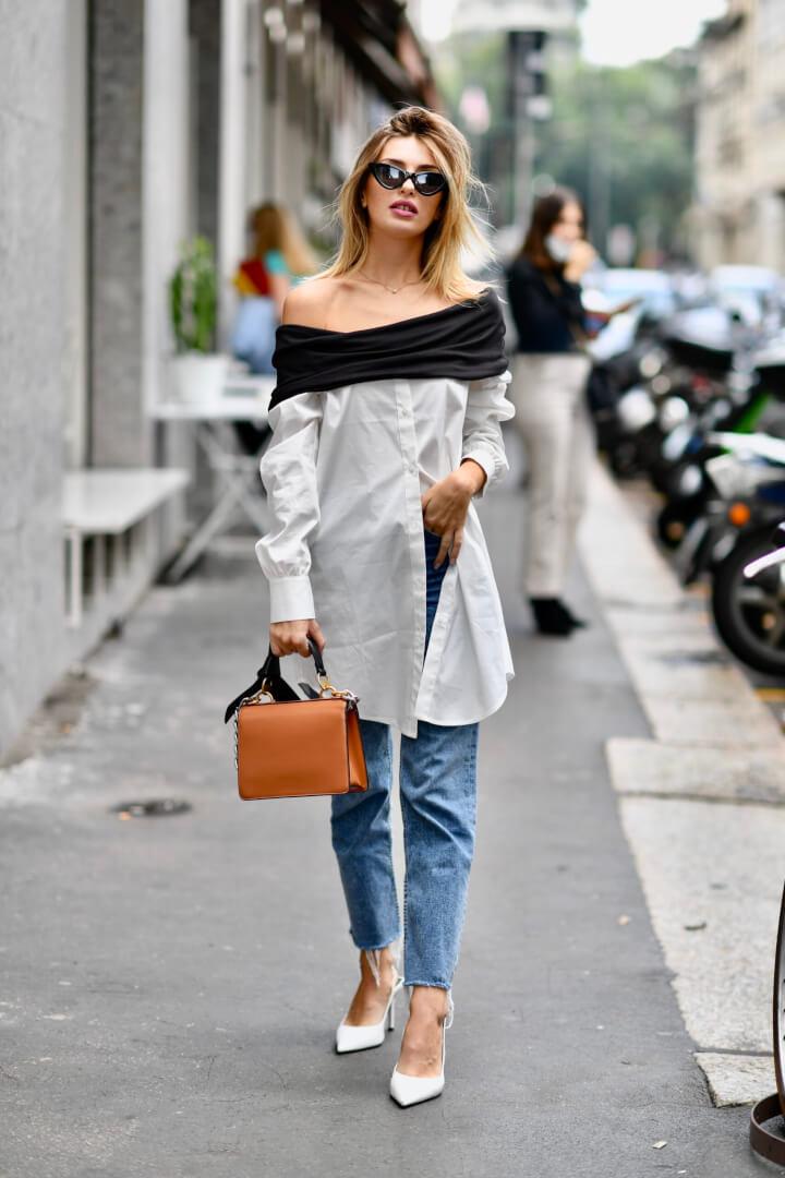 Milan Fashion Week SS 2021 - Street Style Highlights
