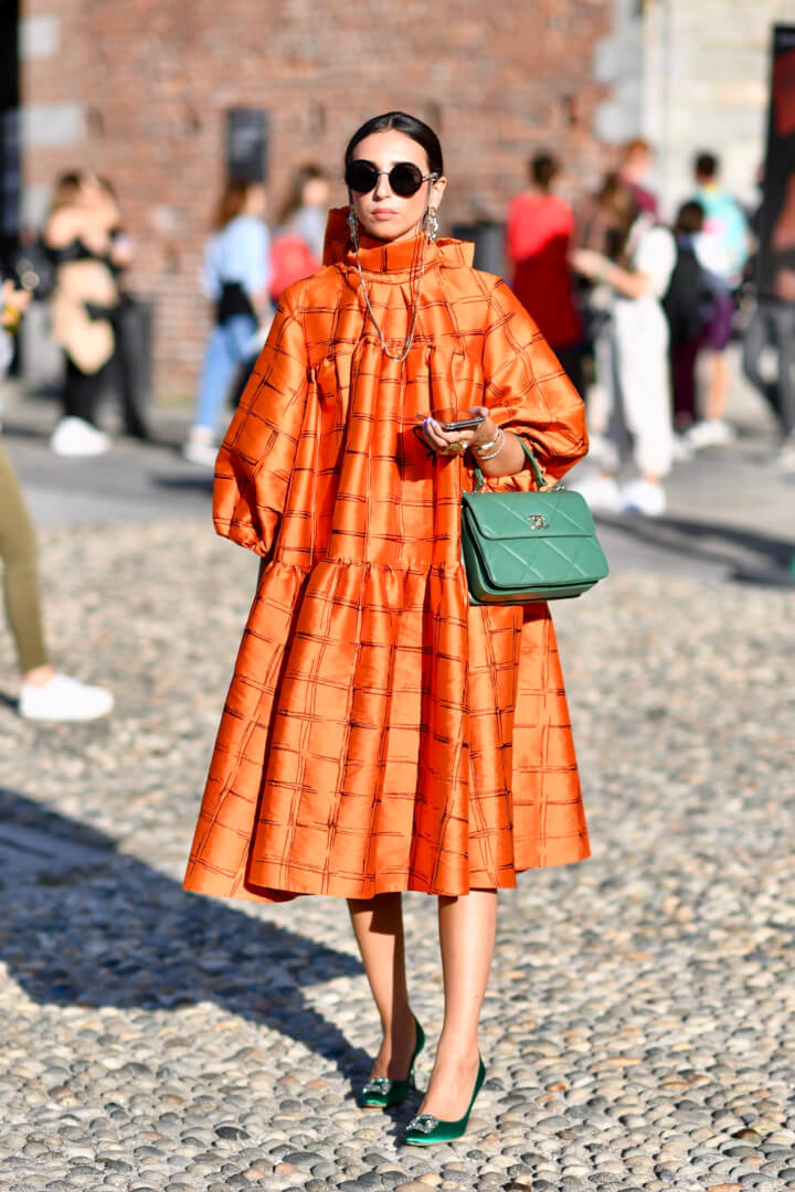 The Best Street Style from Milan Fashion Week September 2020