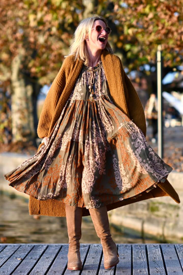 My Favourite Ways to Wear Boho Chic in Autumn