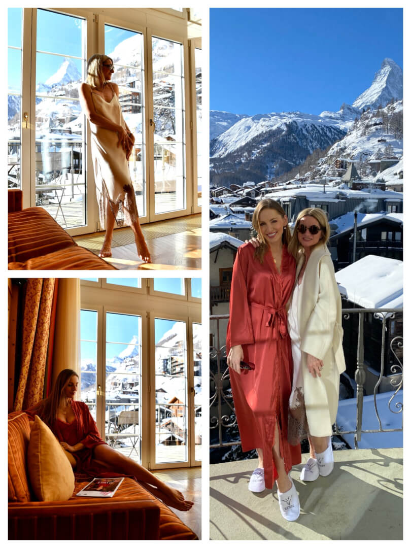 Mont Cervin Palace, Zermatt - Travelling during a Pandemic