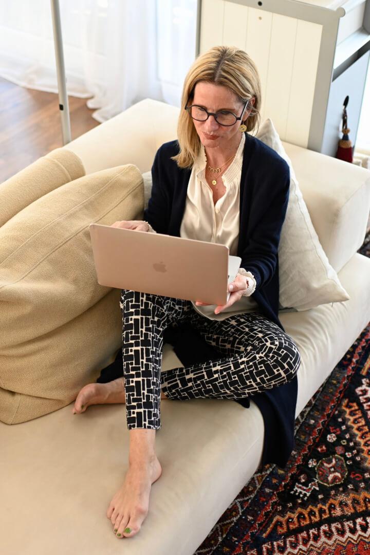 Effortless Spring Home to Office Wardrobe Overhaul