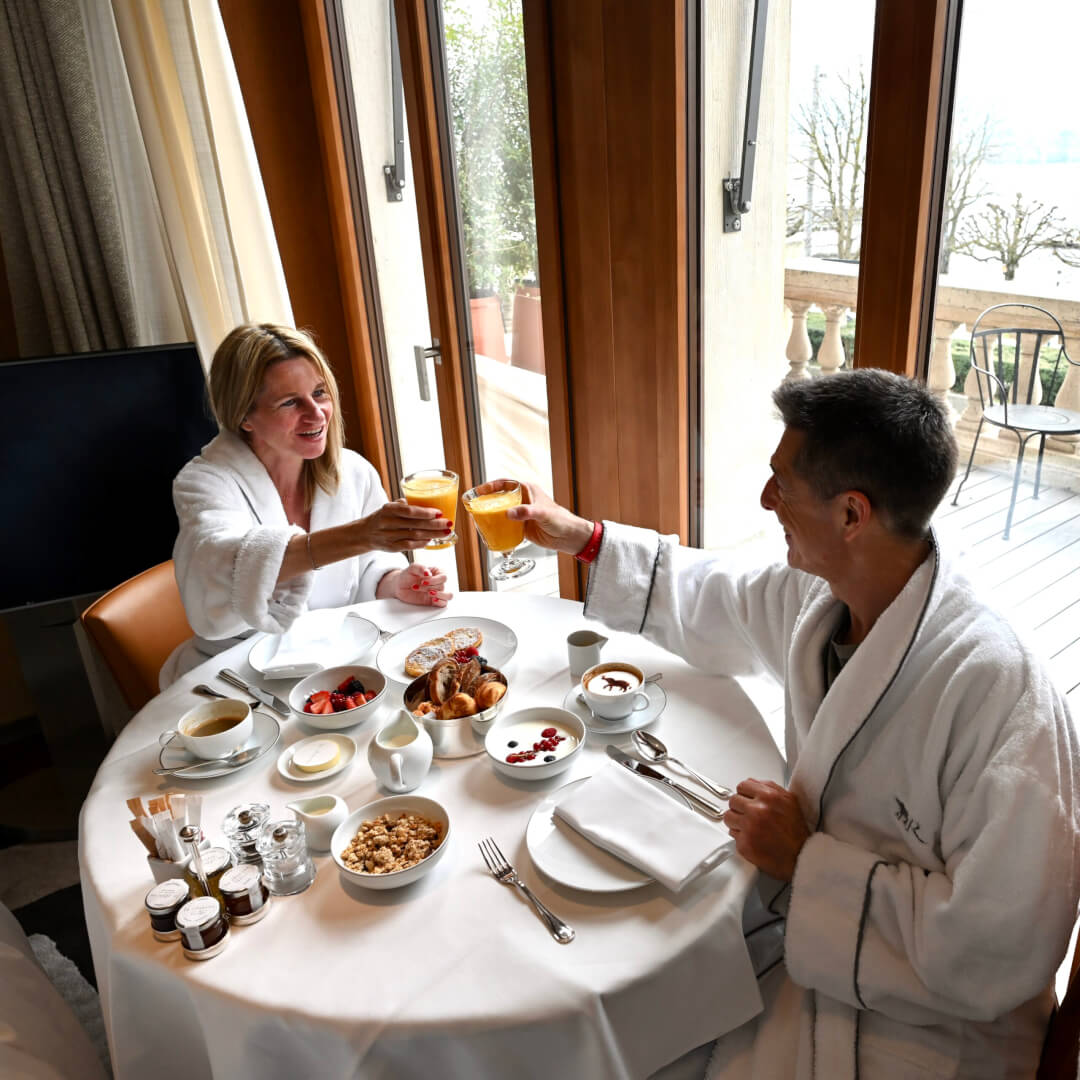 10 Reasons to Sail Away at La Reserve Eden Au Lac Zurich