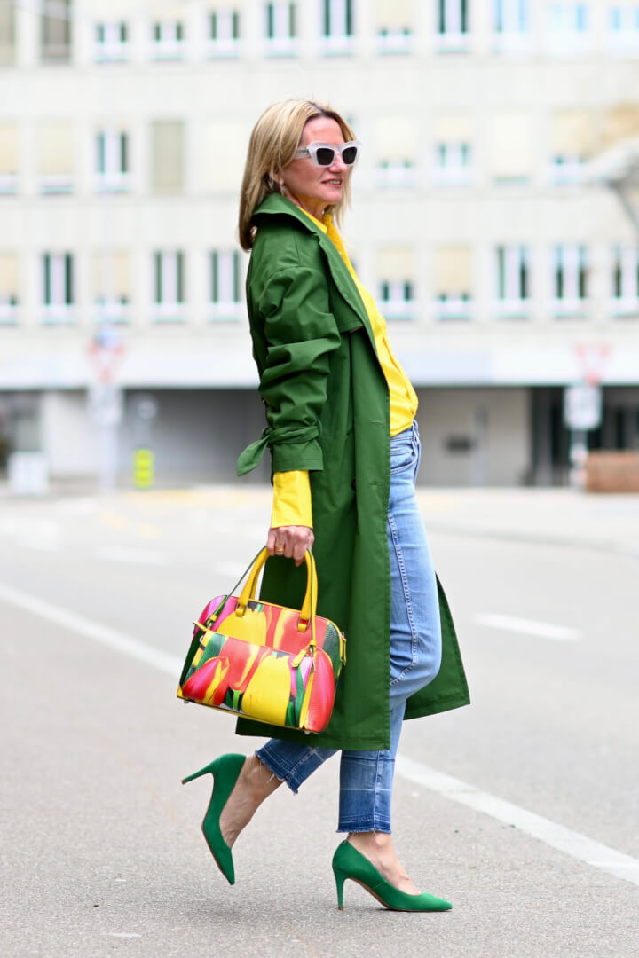 5 simple tricks to mastering the art of colour-blocking