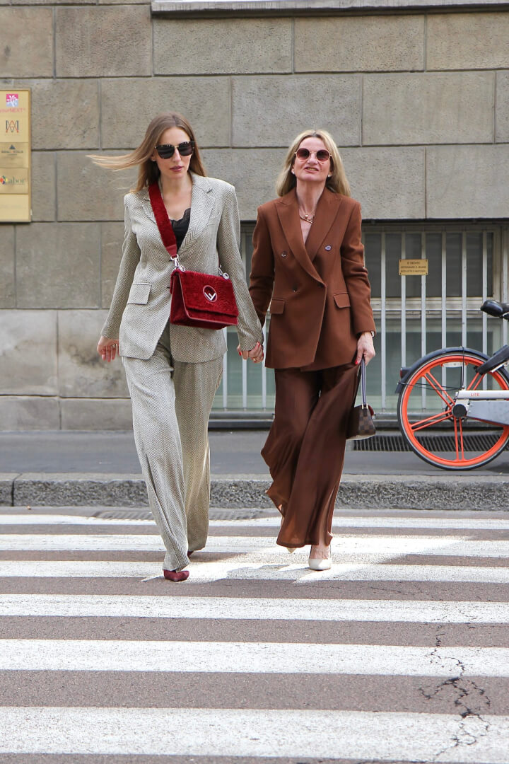 MaxMara - 3 Tricks to Wearing Spring's Hottest Trend the Oversized Suit