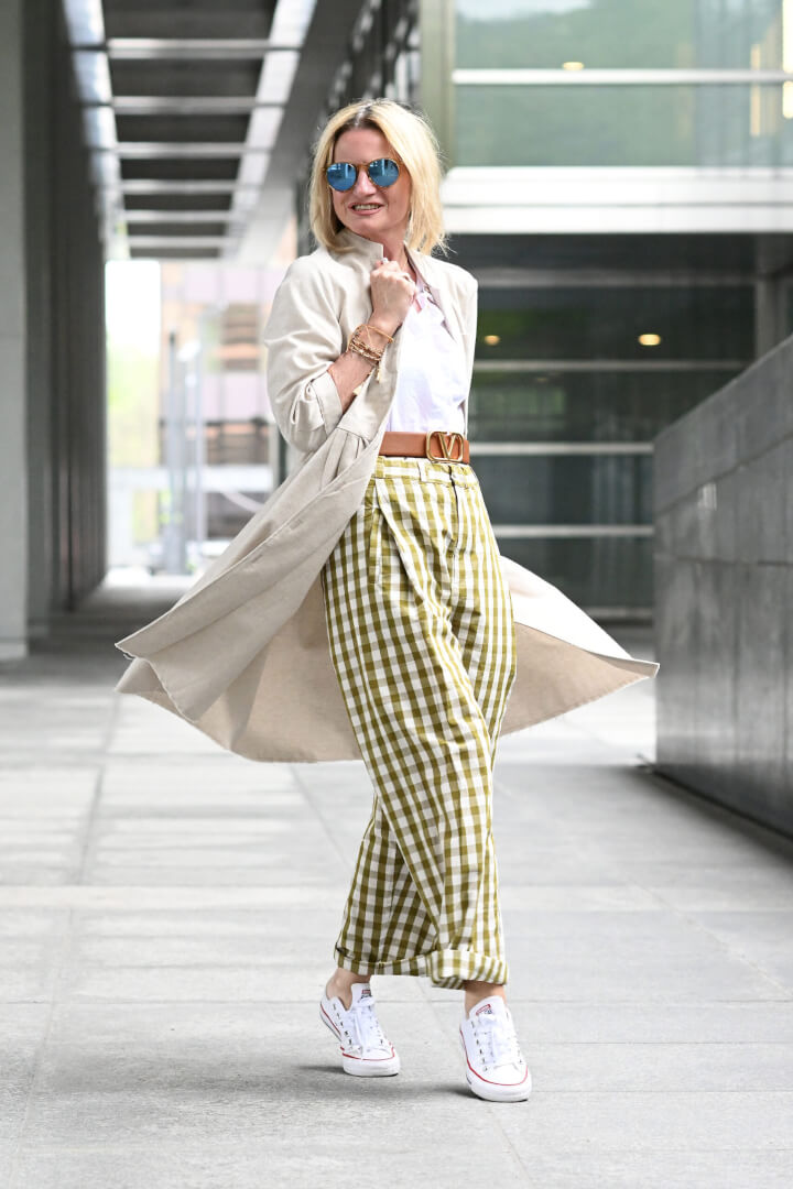 How to make the most of your gingham