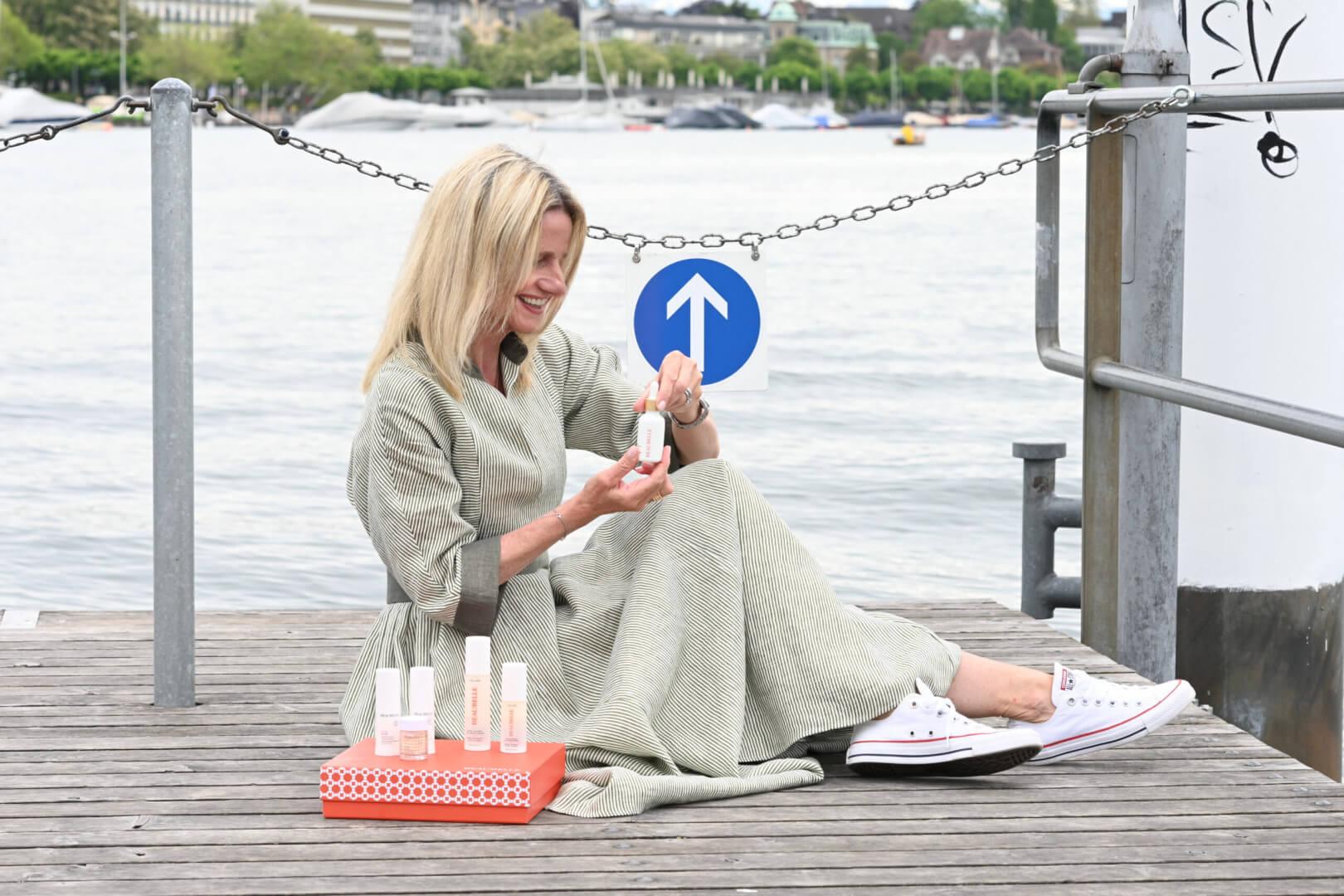 My Daily De-stressing Secret - a Swiss Rejuvenating Oil