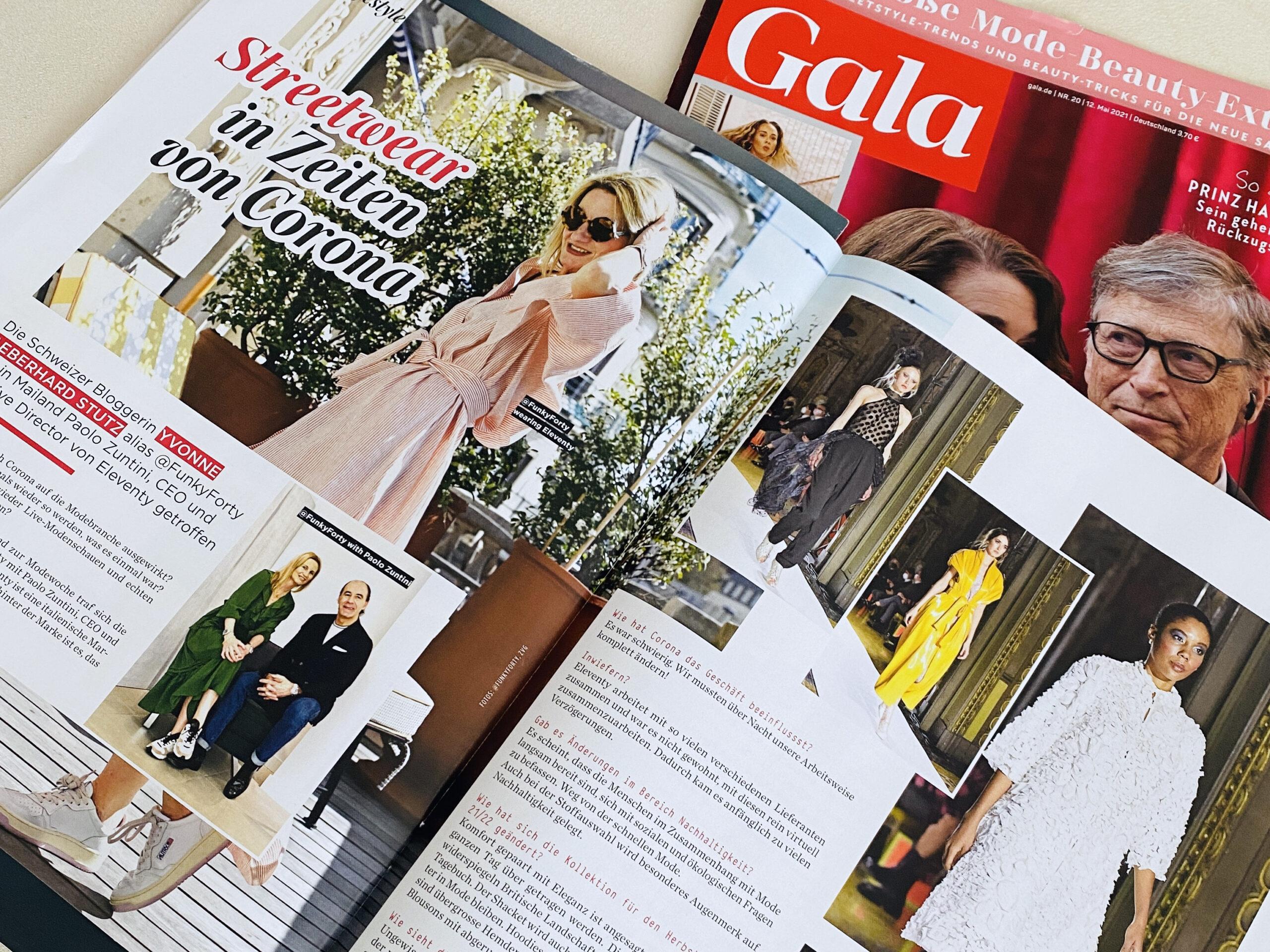 Gala Magazine - May 2021