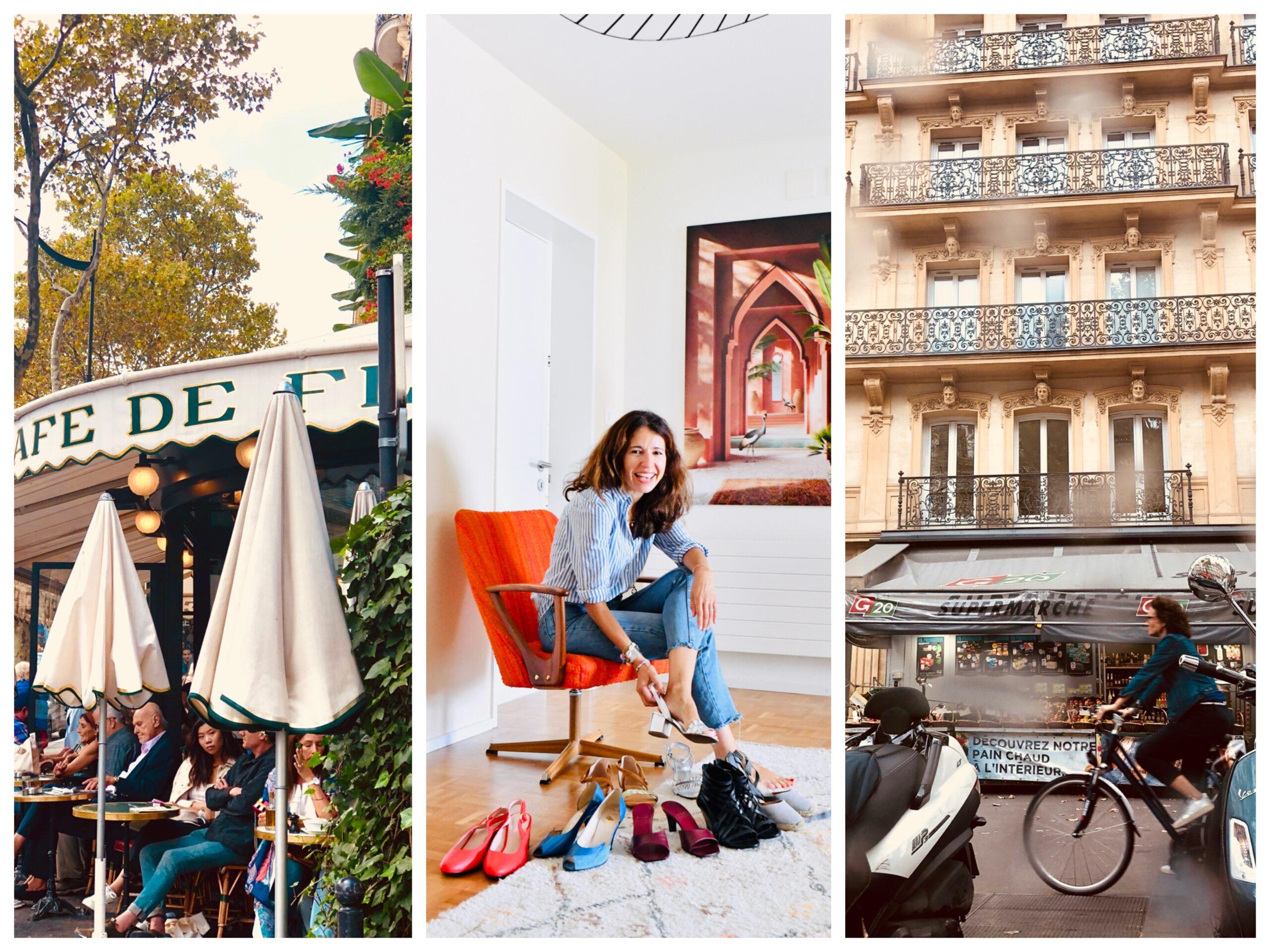 Fashion Conscious the Parisian Way
