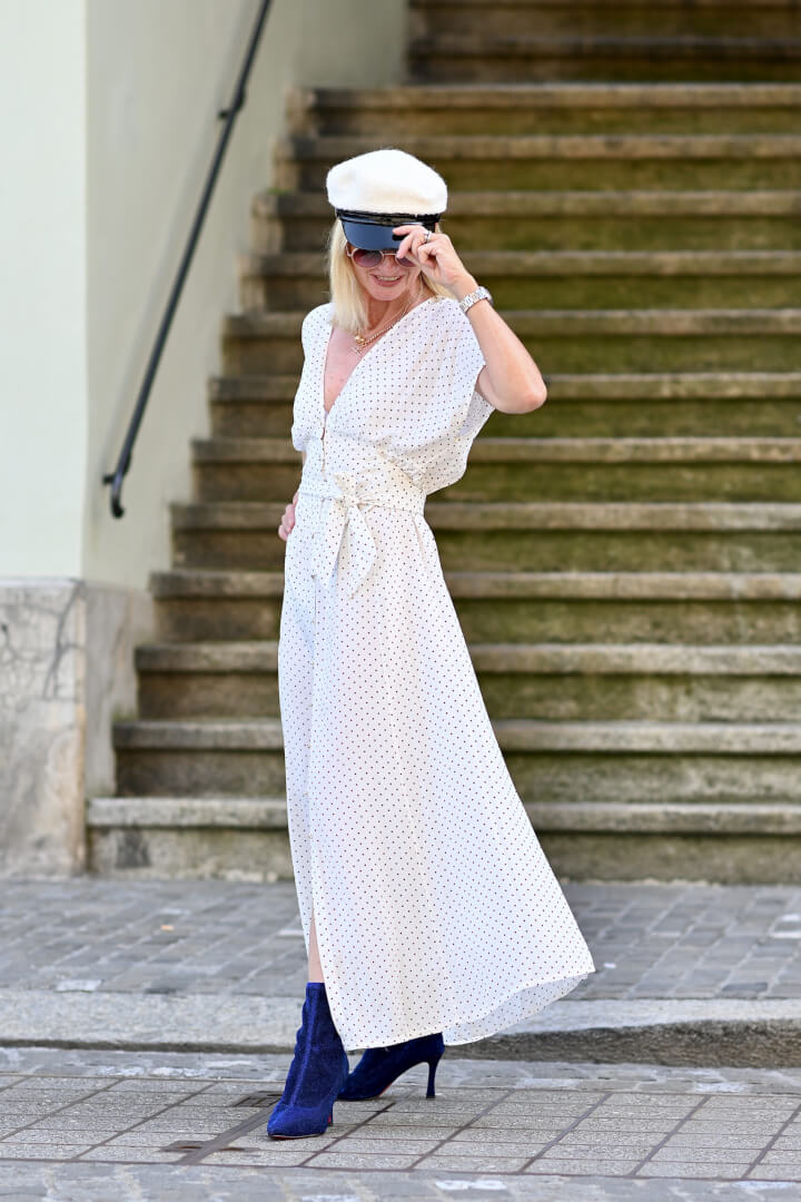 2 Ways to Style My Most Timeless Summer Dress