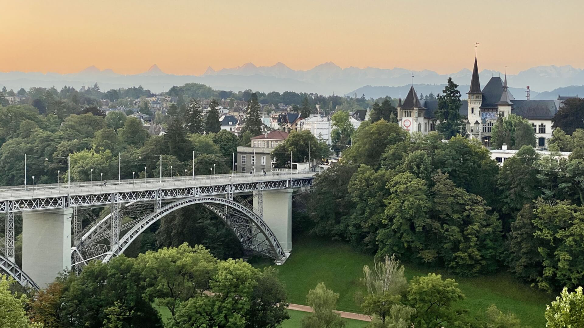Top Ten Things To Do in Bern including the Bellevue Palace