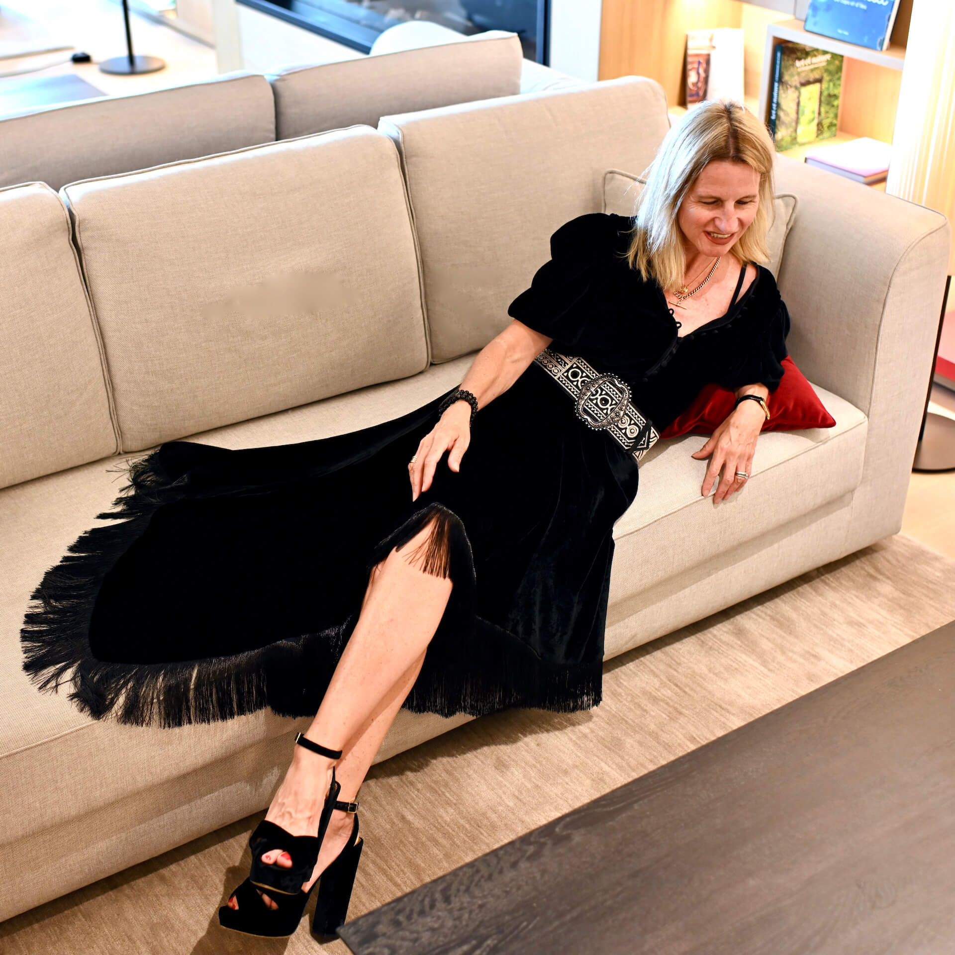 What to Wear for a Night Away with Steinway